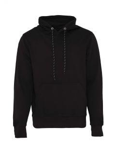 Heren hoodie - zwart