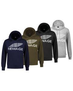 REWAGE Hoodies Premium Heavy Kwaliteit - Heren - Combi pack