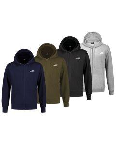 REWAGE Hoodies Premium Heavy Kwaliteit Met Rits - Heren - Combi Pack