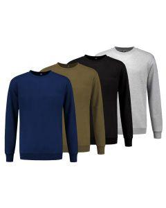 REWAGE Sweaters Premium Heavy Kwaliteit - Heren - Combipack