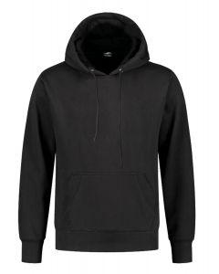 REWAGE Hoodie Premium Heavy Kwaliteit - Heren - Zwart