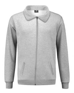 REWAGE Vest Premium Heavy Kwaliteit - Heren - Grijs