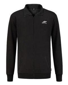 REWAGE Vest Premium Heavy Kwaliteit - Heren - Zwart